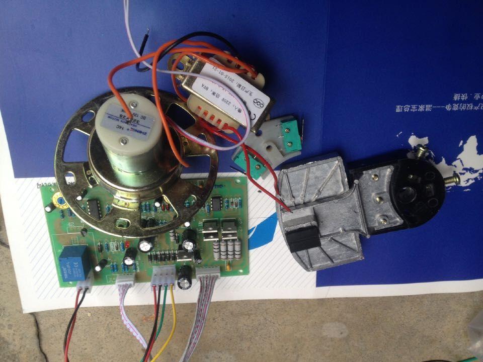 稳压器带保护万用控制变压器控制线路板电机微动开关碳刷全套配件