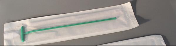 无菌 细胞推刮器 独立灭菌包装 塑料涂布棒 T型