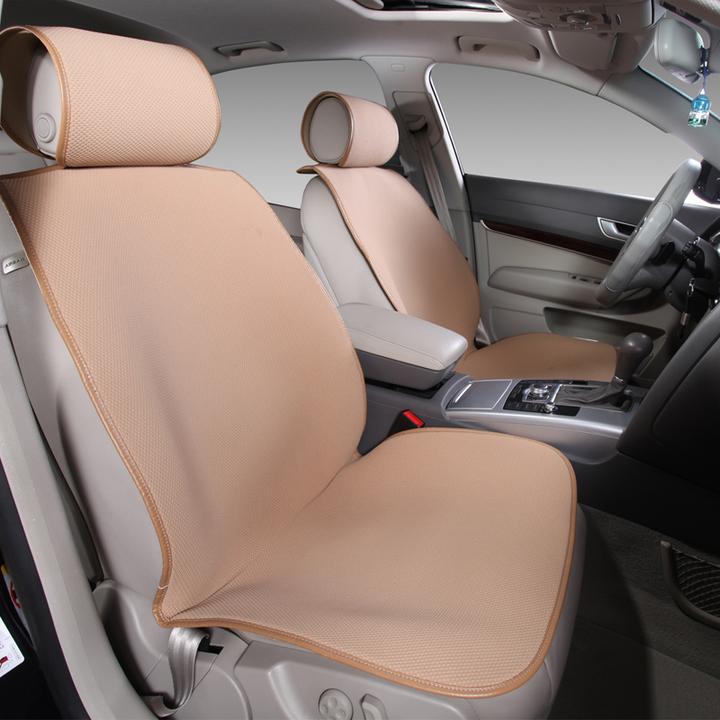 坐垫椅套新品GiGi吉吉汽车用品高档全车座垫 SBR硅胶防滑四季通用