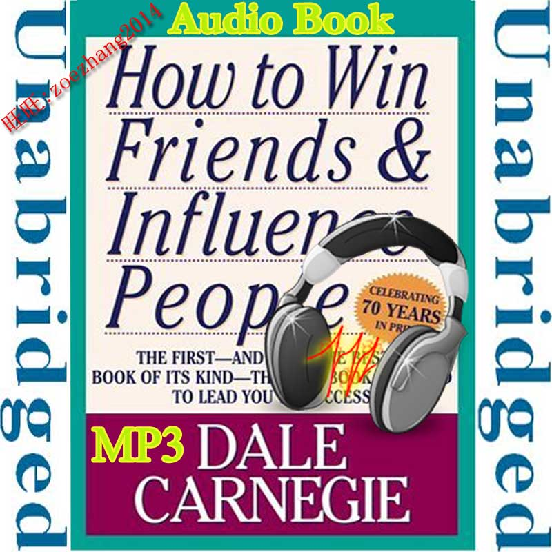 how to win friends audio book