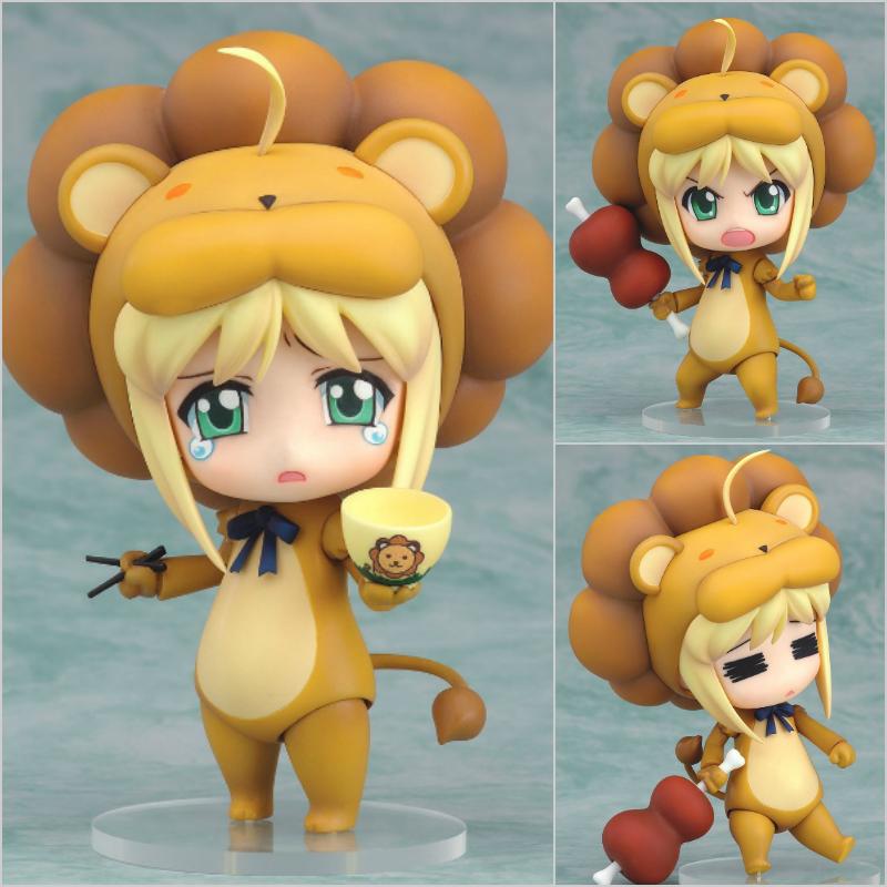 ��� GSC Fate/stay nightʨ�����saber Lion��θ��ճ���հ��ְ�