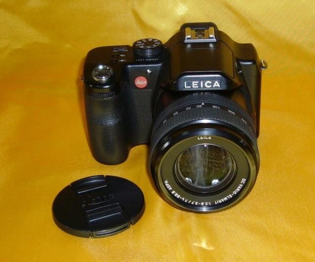 Leica/徕卡 V-LUX1相机 数码相机(个人闲置)