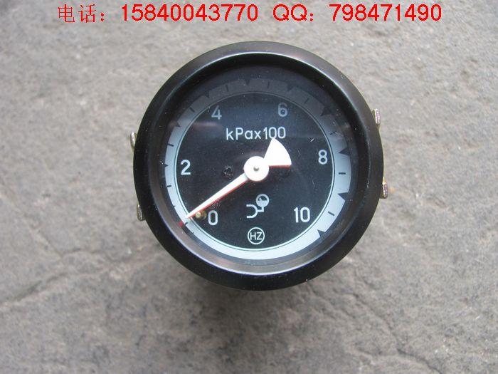 重汽斯太尔豪沃金王子双针气压表(豪运豪卡德龙欧曼红岩气压表图片