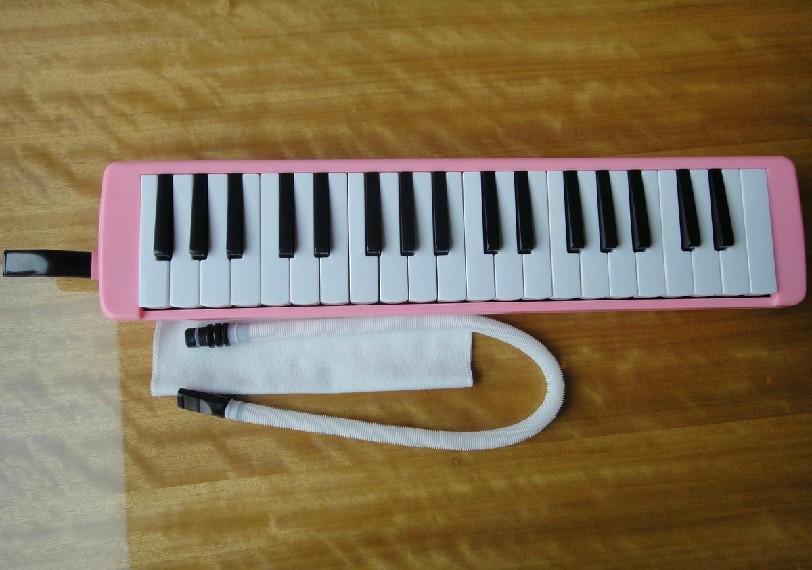 口风琴37键r-37专业 firston富世乐键盘乐器口吹琴生日礼物有背带