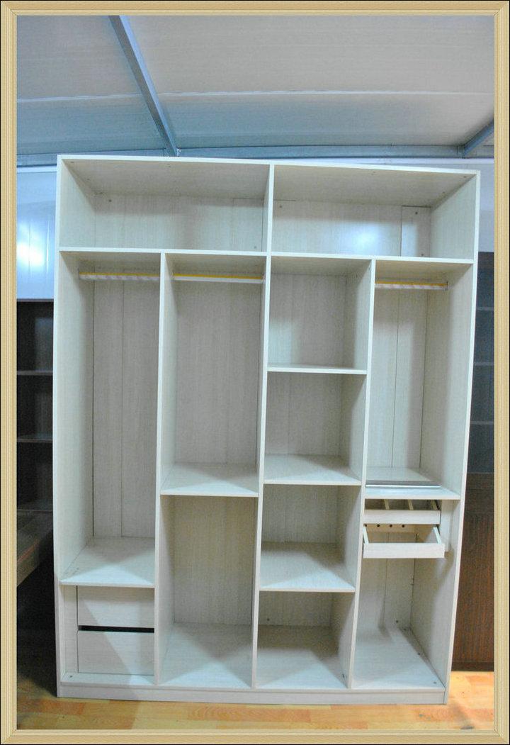 实木颗粒板整体衣柜_大衣柜 开门衣柜 推拉门衣柜 平方米价 实木颗粒板