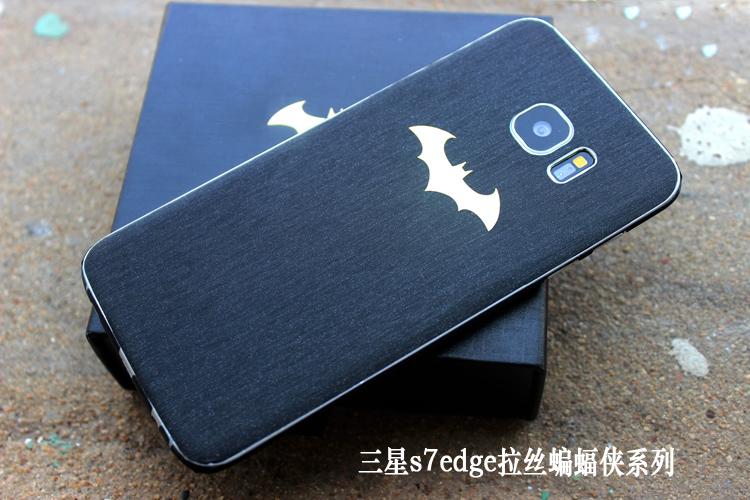 三星Galaxy S7edge蝙蝠俠限量版首發