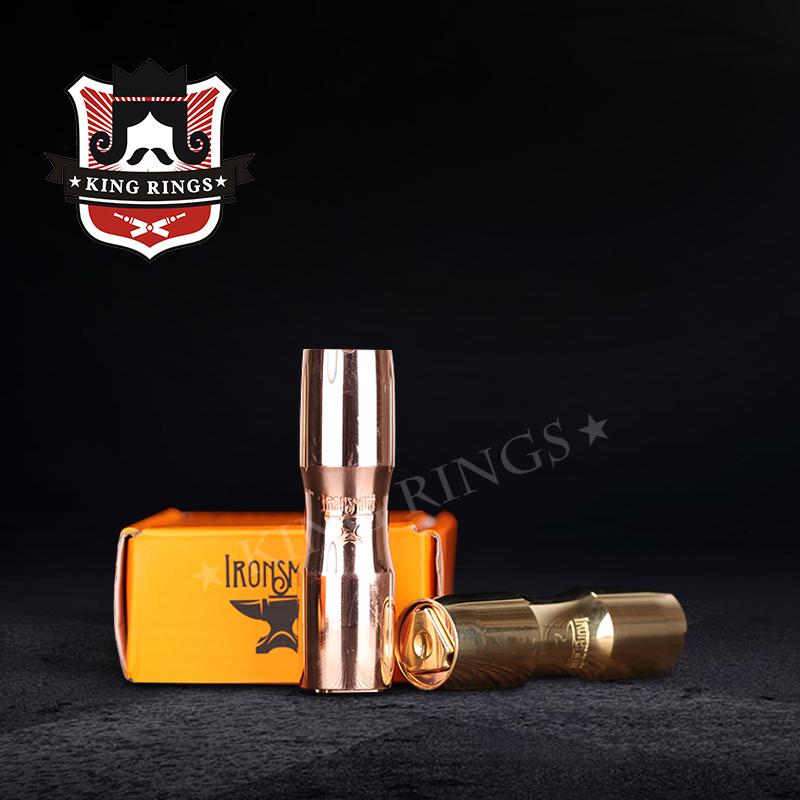 铁匠小组 机械杆 红铜黄铜机械杆子 套装电子烟大烟雾 暴力银电极