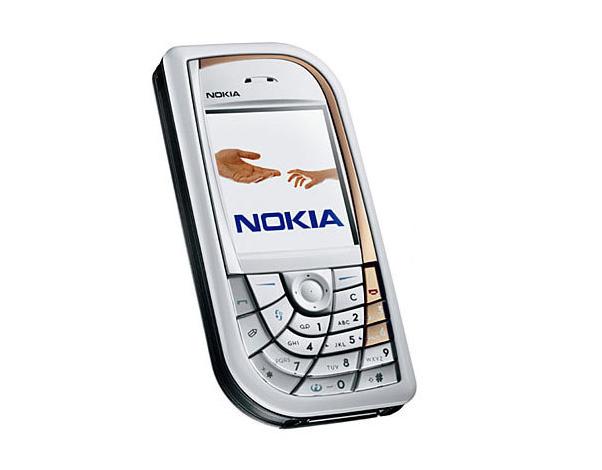 7610 诺基亚手机