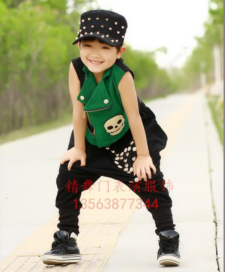 模特儿走秀服装儿童 少儿模特走秀服装