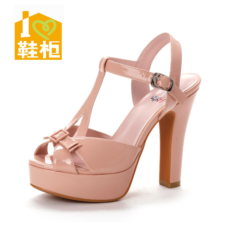 鞋柜凉鞋2014新款
