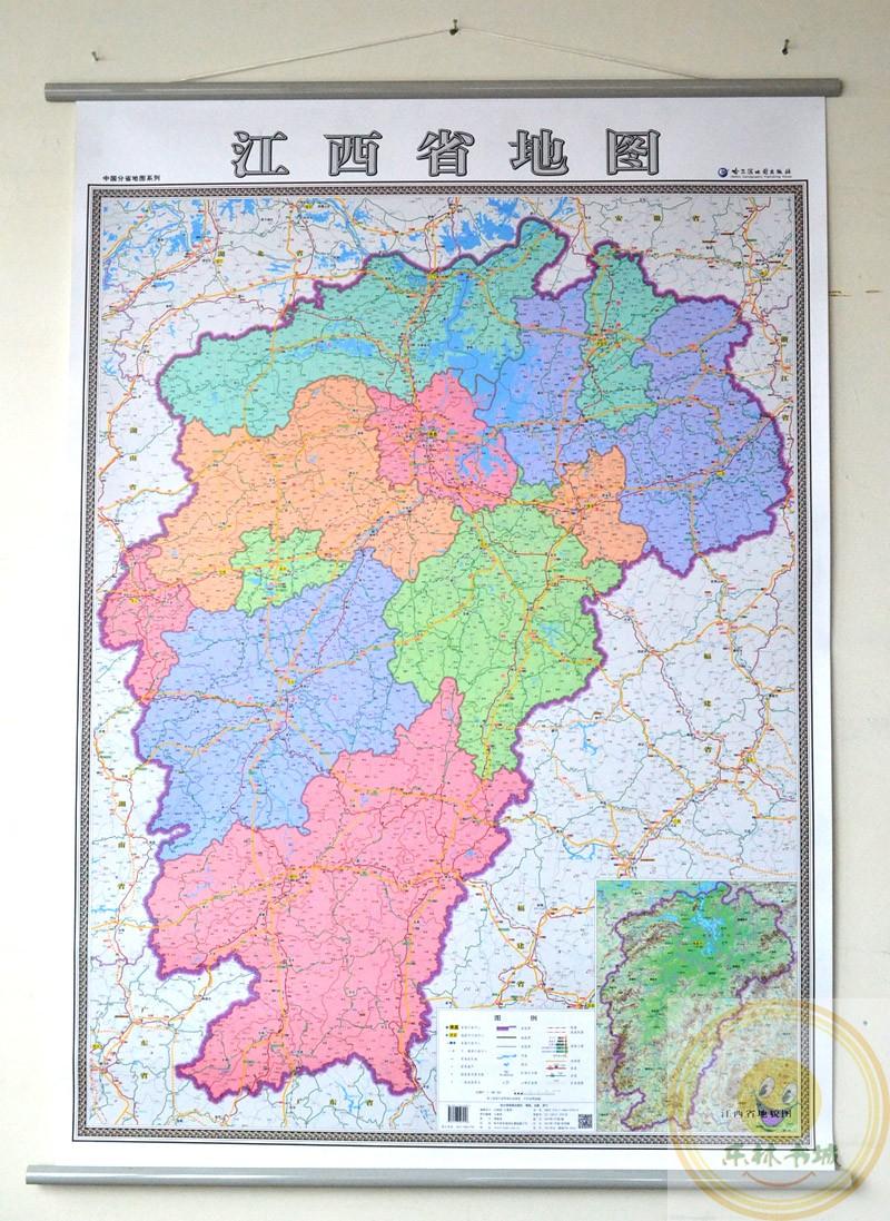 喜欢江西地图2014版的还喜欢图片
