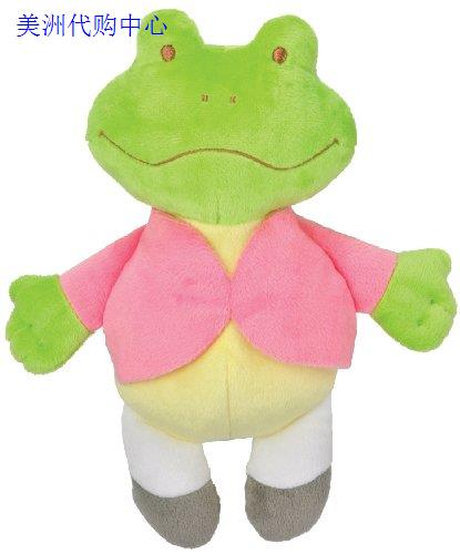 Kids Preferred My First Plush Toy with Crinkle, Jeremy Fishe