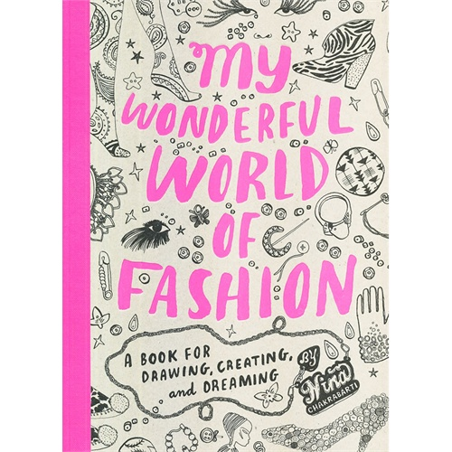 (正版包邮图书)My Wonderful World of Fashion/Nina Chakrabar
