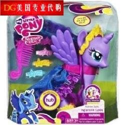 My Little Pony Fashion Ponies - Luna  我的小小马小马