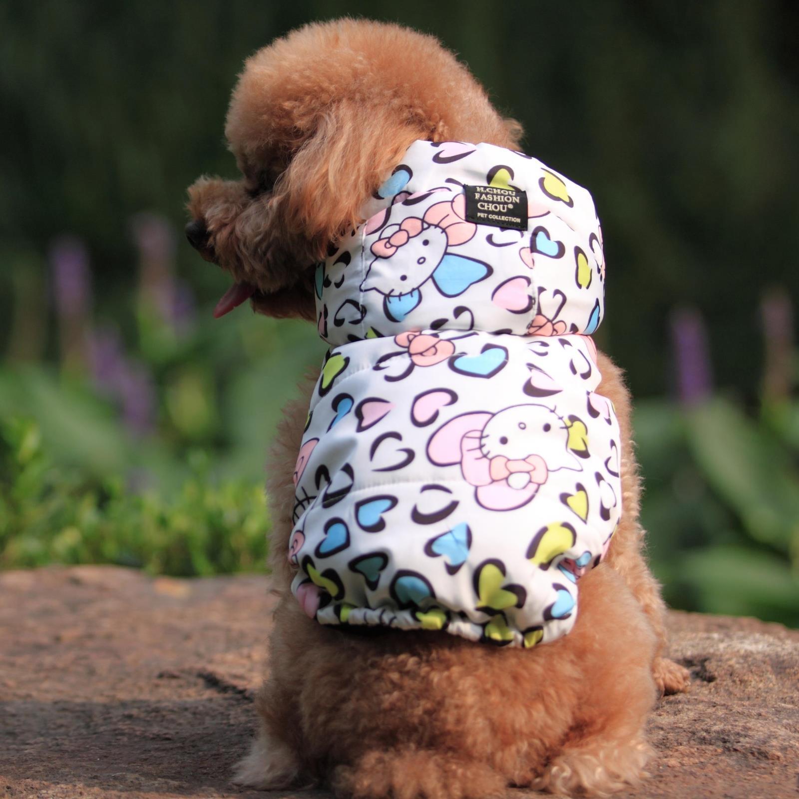 丑丑宠物衣服_