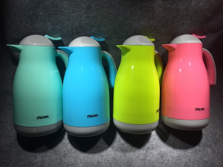 热水瓶家用保温瓶壶塑料外壳暖壶开水瓶玻璃内胆迷你真空内胆正品