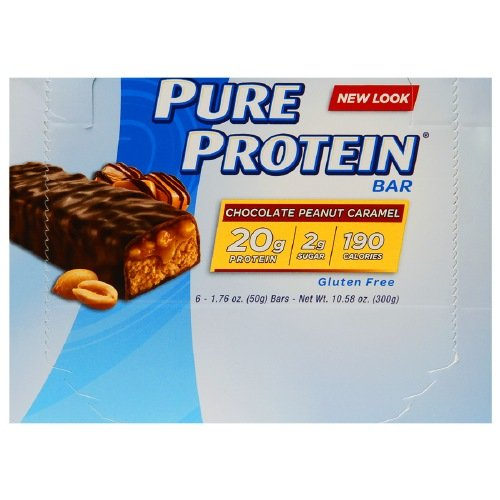 Pure Protein Snack Bar Chocolate Deluxe