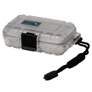 Dolfin Waterproof Box Shockproof Box Pressureproof Box Sealed Box Storage Box D5001 Transparent 4 Colors