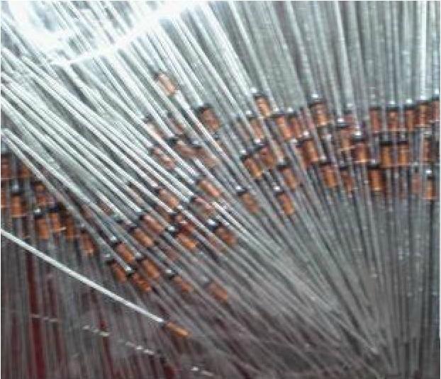 Диод ст подлинная 1/2 Вт 0.5 Вт стабилитрон 18В bzx55c18 (500)