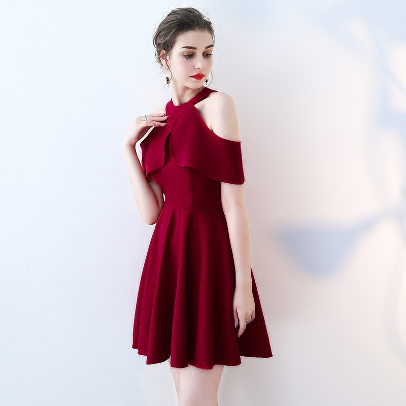 719b37acdd7e ... wedding short paragraph party red engagement back evening dress female  · Zoom · lightbox moreview · lightbox moreview · lightbox moreview ...