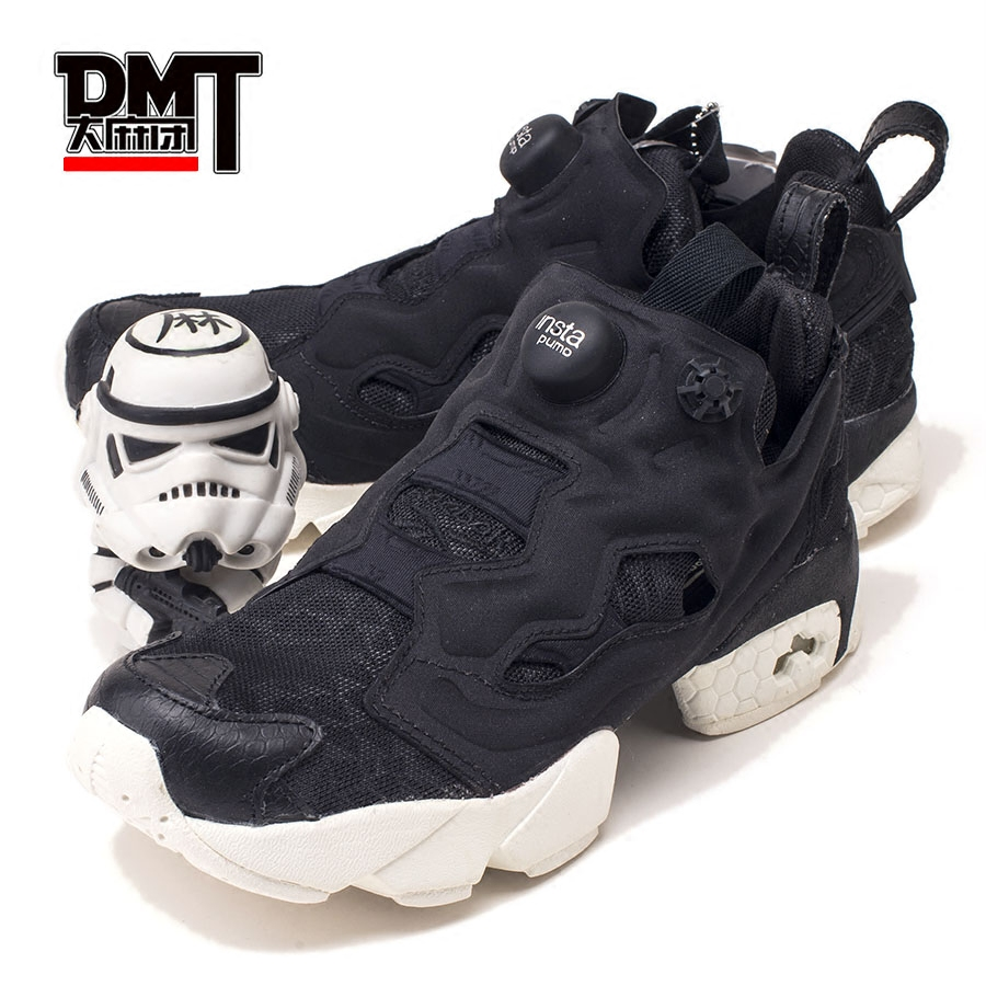 b3ed7a56fc36 USD 119.93  DMT Reebok Pump Fury men and women inflatable casual ...