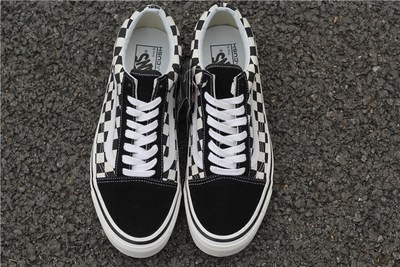 Chinese cabbage VANS OLD SKOOL Black and white classic