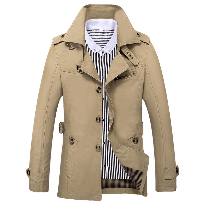 2016春季新款男士韩版修身青年薄款夹克男装时尚茄克上衣大码外套