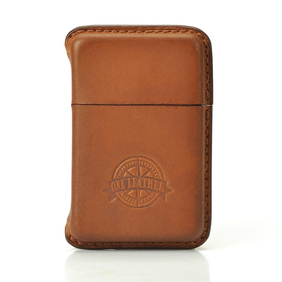 Портсигар ONE Leather 10