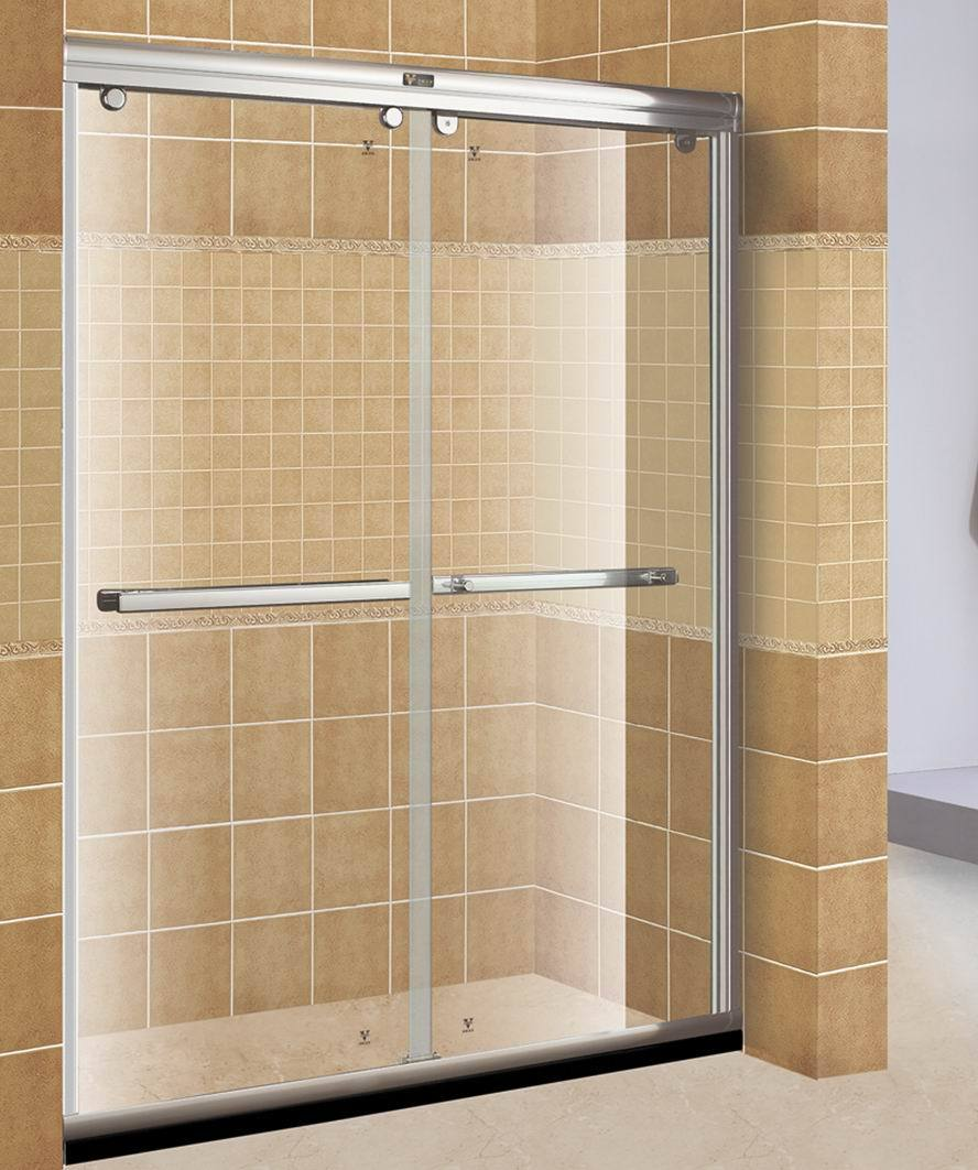 Two Living Shower Room Bathroom Partition Partition Bathroom