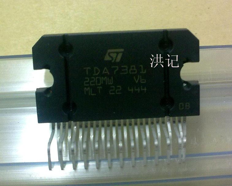 Интегральная микросхема St TDA7381 TDA738L