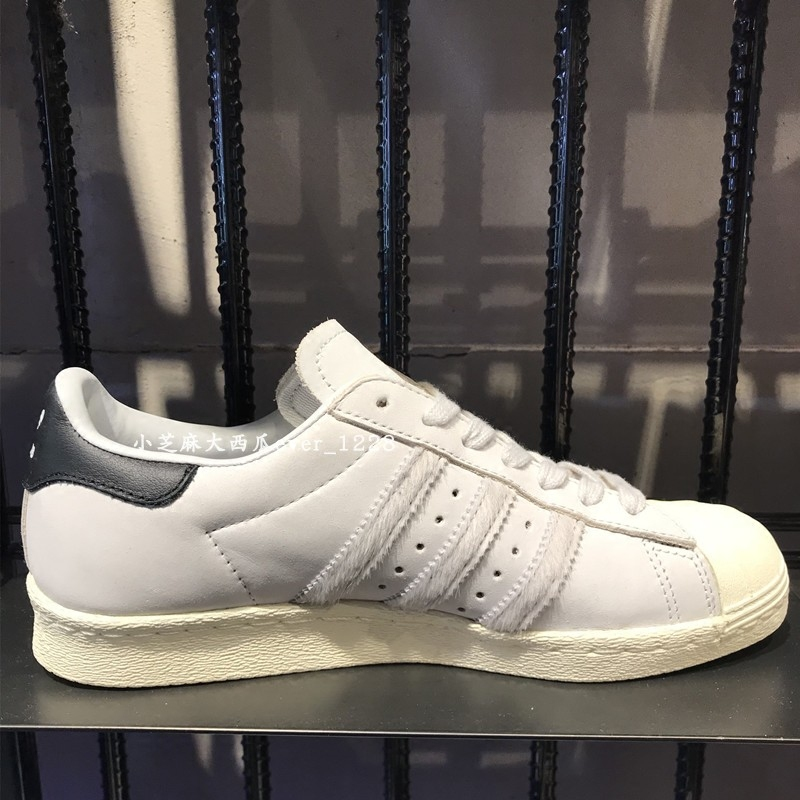 Adidas clover counter genuine female models superstar 80s
