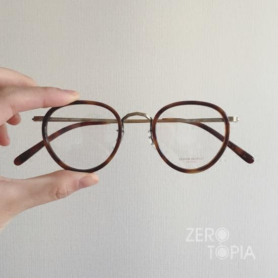 fe7794b952e (Japan Purchasing)OLIVER PEOPLES MP - 2 Depp with limited edition engraved  Japanese hand