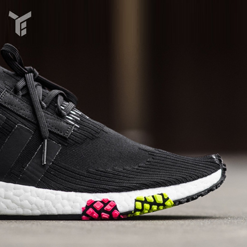 5af65157ade52 ... Adidas NMD RACER PK new clover women BOOST running sports shoes CQ2441