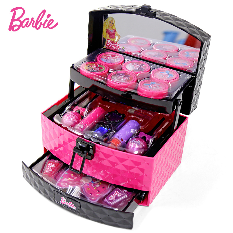 USD 4510 6 Childrens Cosmetic Princess Makeup Box Toys 7 Little