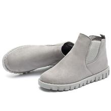 波格菲丽 女 保暖 加绒雪地靴