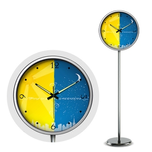 Active United States Wall Clock 985857
