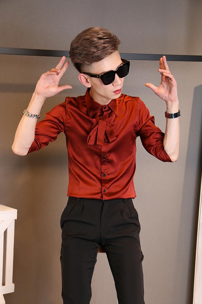 Рубашка мужская Other 3018