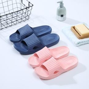 夏季室内家居情侣浴室厚底拖鞋