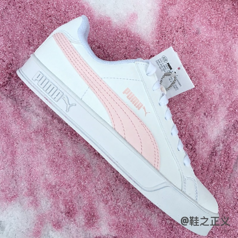 6ff13b5d9fb Puma Puma SMASH VULC shoes cherry pink black and white men s shoes couple casual  shoes 359622. Zoom · lightbox moreview · lightbox moreview · lightbox ...