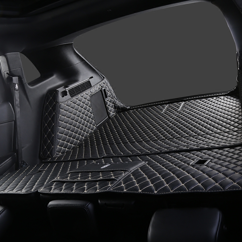 Applicable to Lincoln MKX MKZ MKC modified full-enclosed tail box mat trunk mat Continental full-enveloping mat