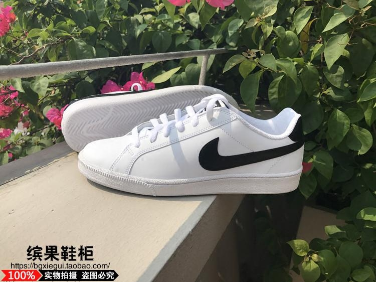 3b6dc084 ... 酷动城NIKE COURT MAJESTIC small white shoes couple shoes 454256-118 574236-