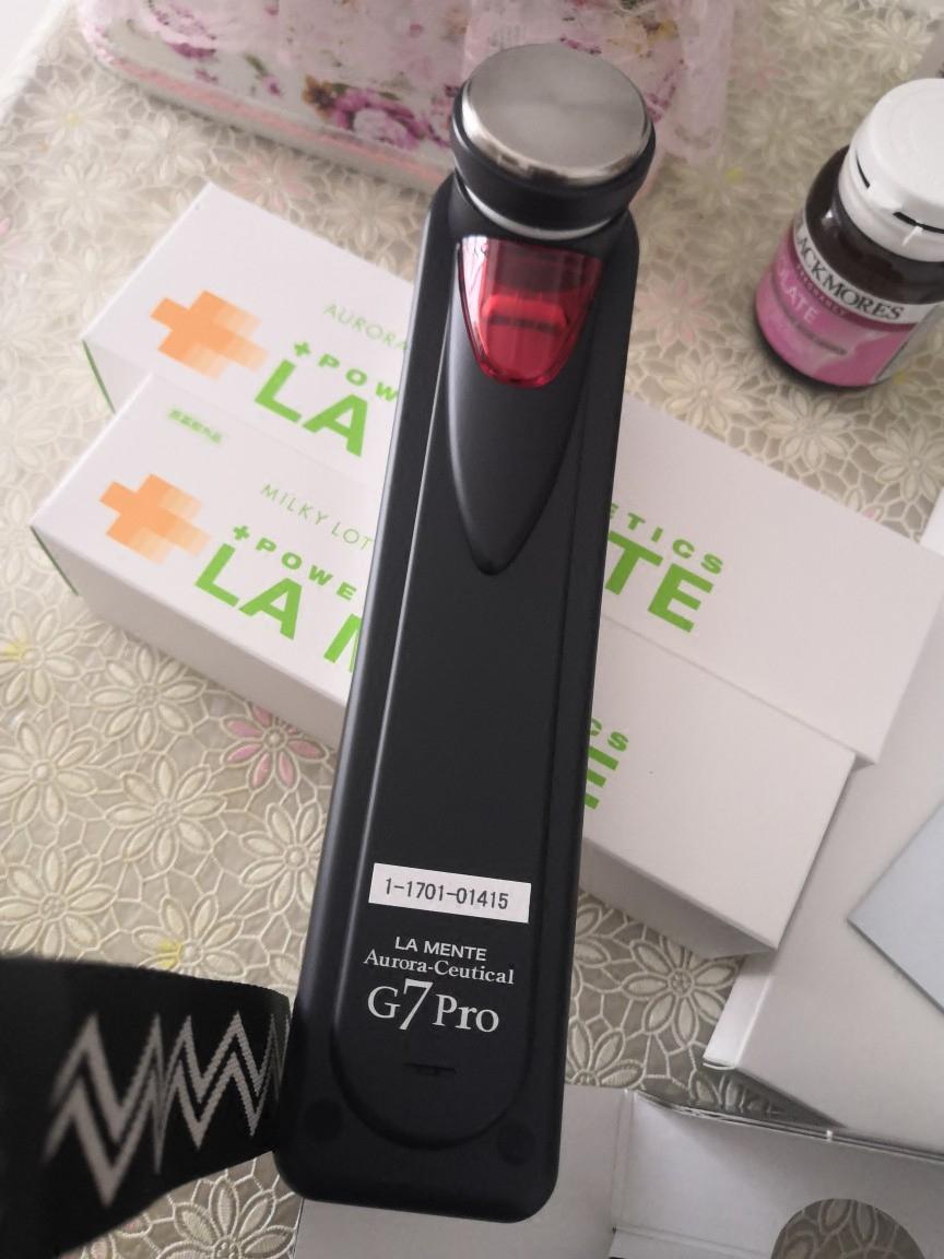 日本LAMENTEG7pro超音波美容仪紧致提拉细致收缩毛孔提拉紧致