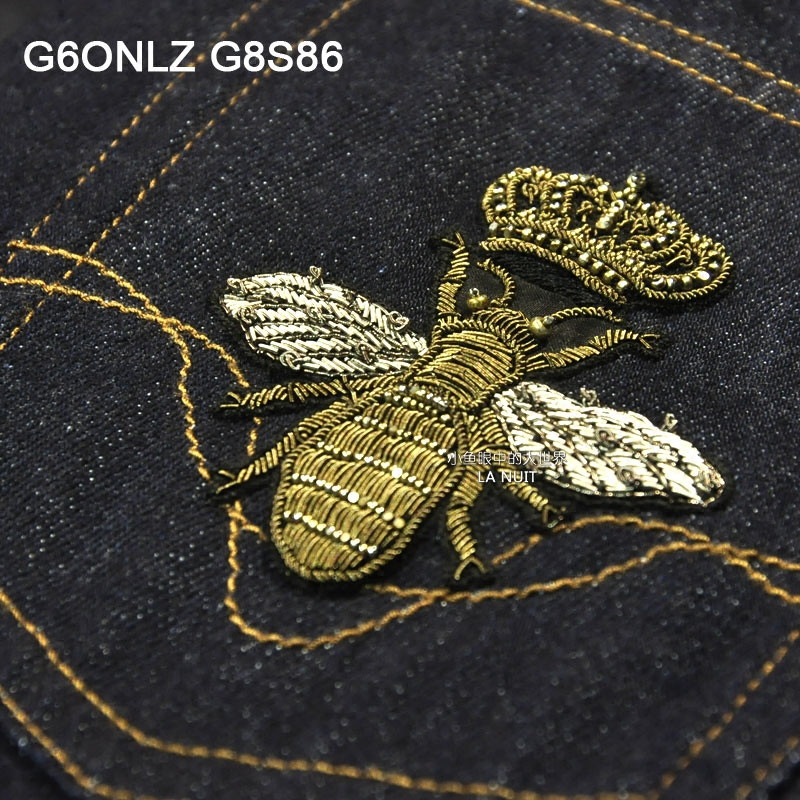 Джинсы мужские D&g DP/g6onlz/g8s86/h 16 DOLCE&GABBAN G6ONLZ