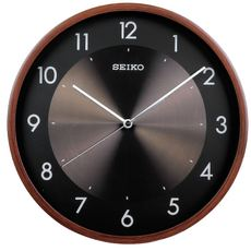 3b1ec0e2557 12-inch Japanese SEIKO Seiko wall clock Mute living room personality  creative modern fashion metal