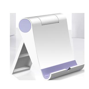 手机支架折叠式桌面床头神器懒人万能通用电视直播创意便携配件