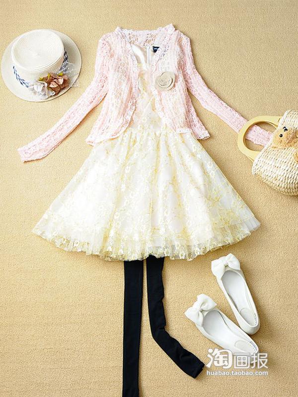 夏天漂亮穿衣怎么搭配(3)