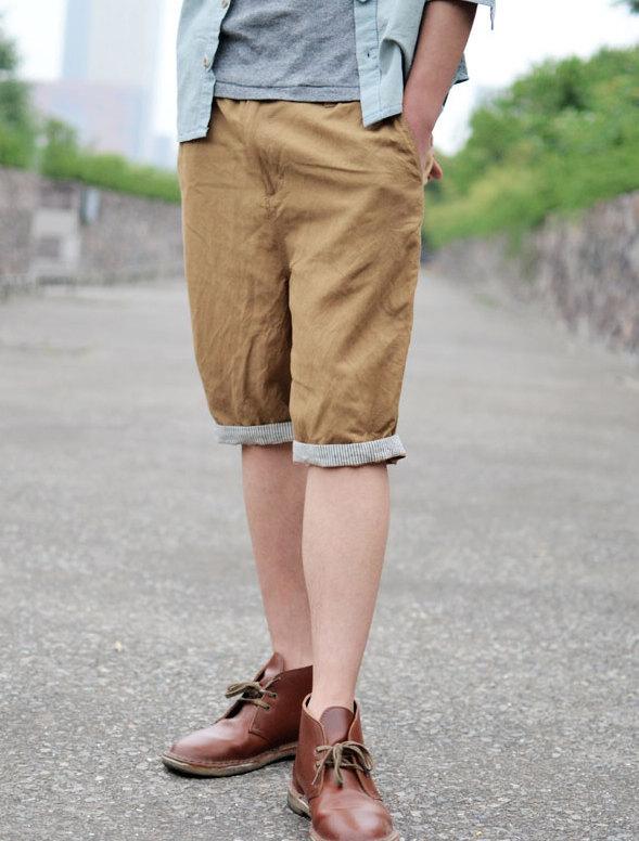 夏天裤子时尚男装(2)