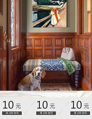 ST74 家具日用 客厅装饰画 欧式沙发背景墙 三联画 餐厅玄关有框画 名画