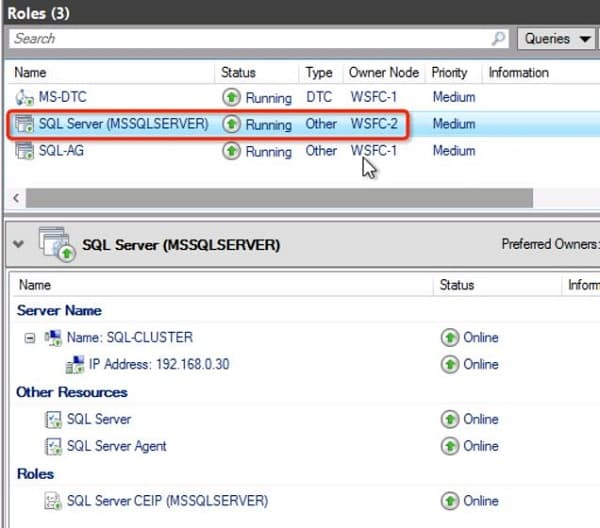 Deploying WSFC and the SQL Server Failover Cluster on Alibaba Cloud