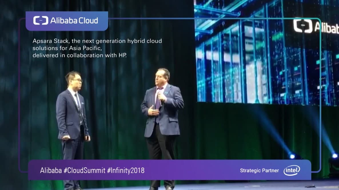 Alibaba Cloud Summit Infinity 2018 Computing Conference in Singapore